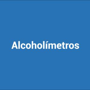Alcoholímetros