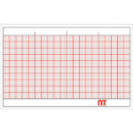 Papel Térmico Para Electrocardiógrama De 12 CM X 20 MTS