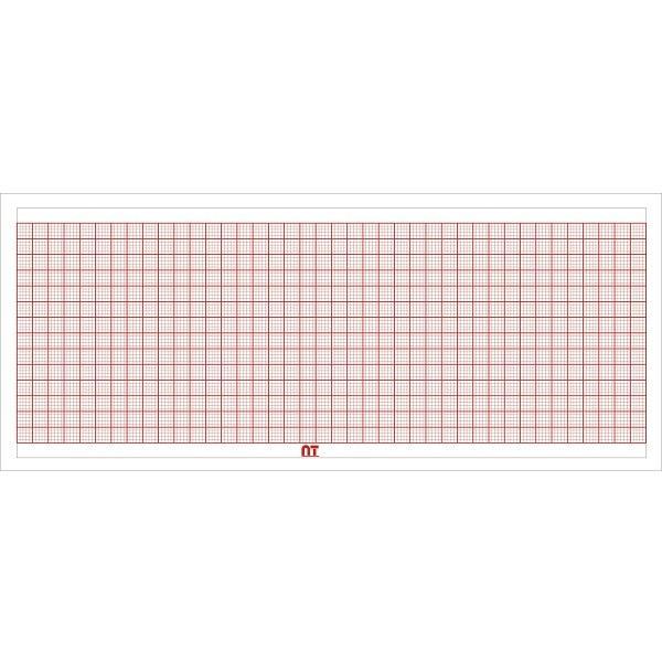 Papel Térmico Para Electrocardiograma De 8 CM X 30 MTS